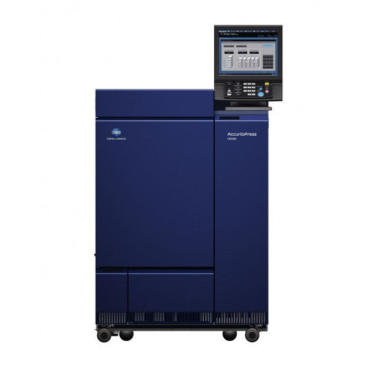 AccurioPress 6100 Mainbody Frontal