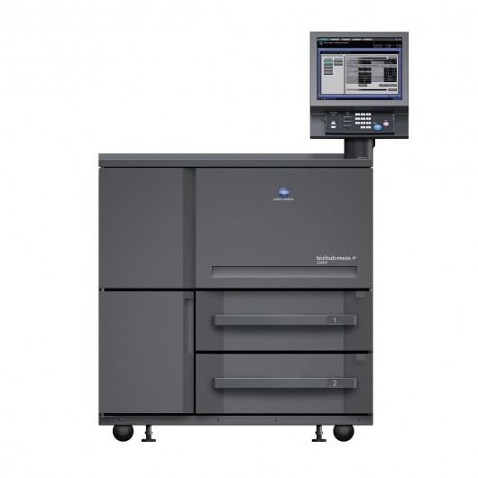 bizhub PRESS 2250P Mainbody 1 Frontal